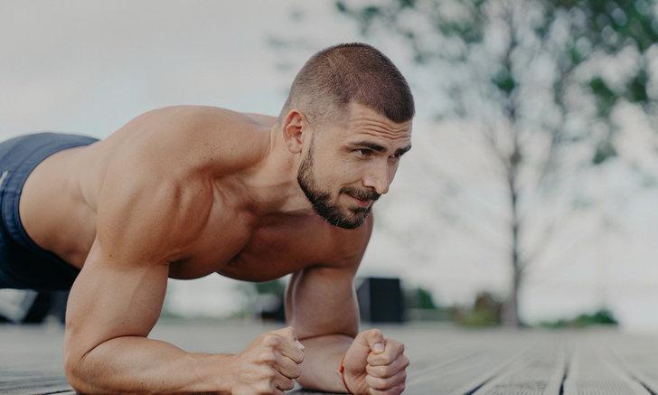 luyện tập thể chất thường xuyên