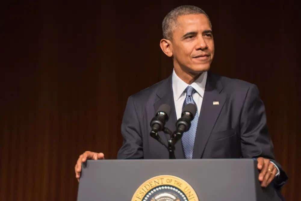 Barack Obama, tổng thống thứ 44 của Hoa Kỳ