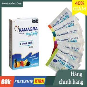 Kamagra 100mg dang nuoc