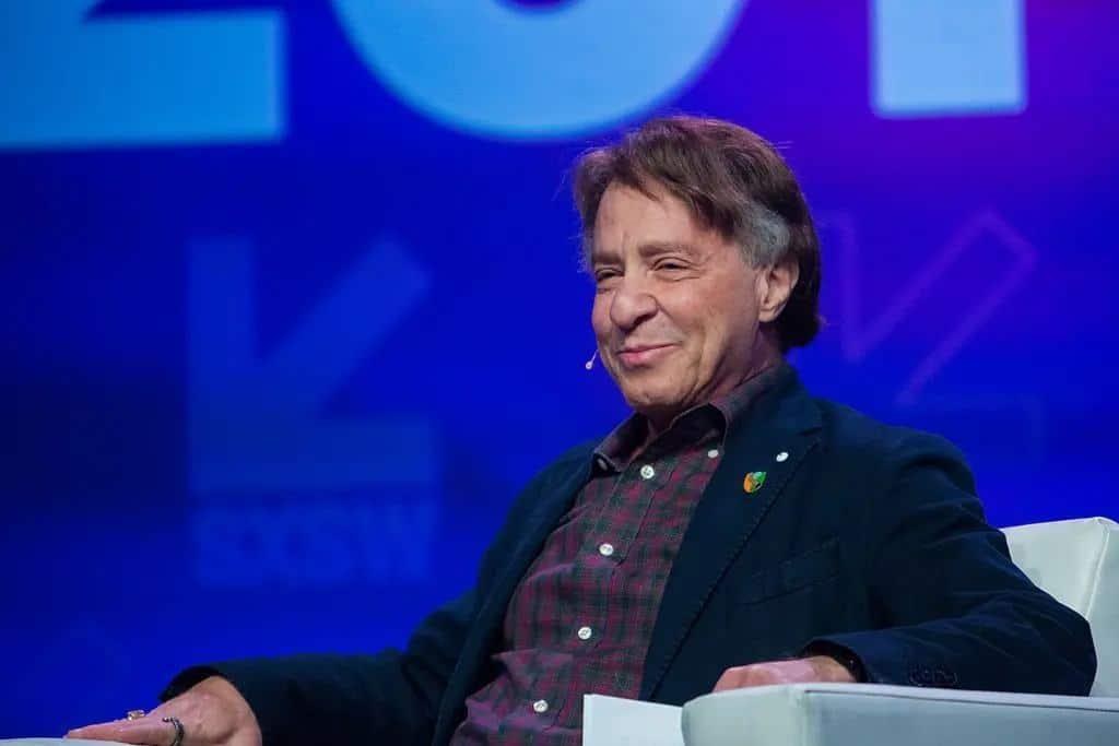 Raymond Kurzweil, nhà phát minh và nhà tương lai học người Mỹ