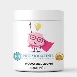 thuốc modafinil dạng viên