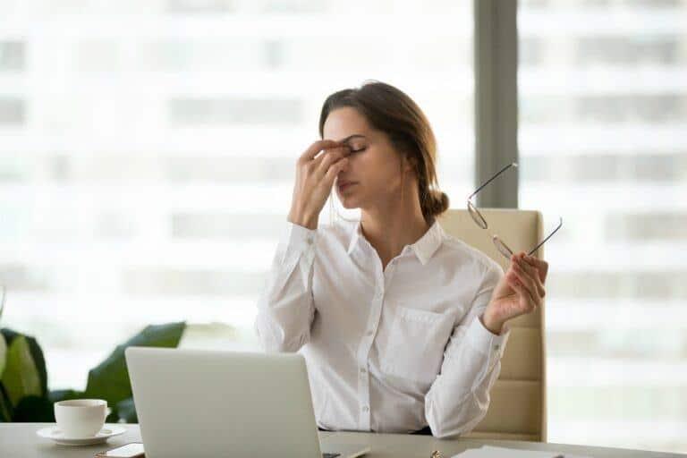 fatigue people
