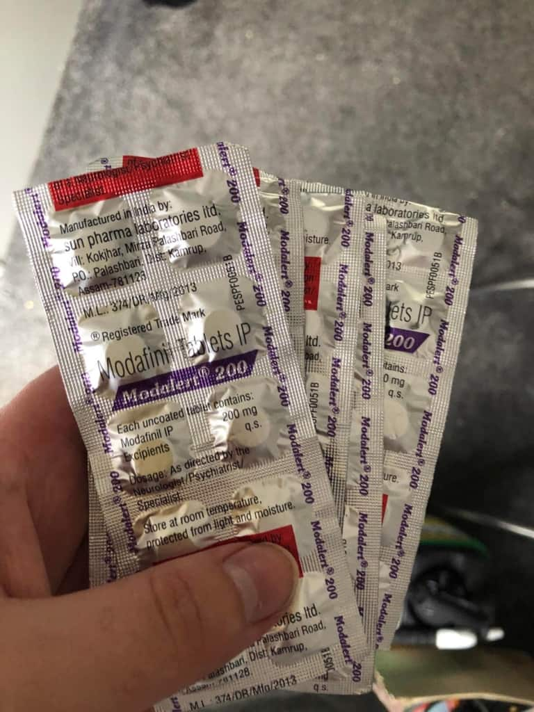 Modalert 200 mg - Best Overall photo review