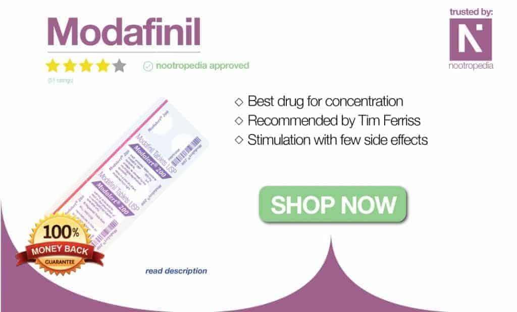 Modafinil là thuốc gì?
