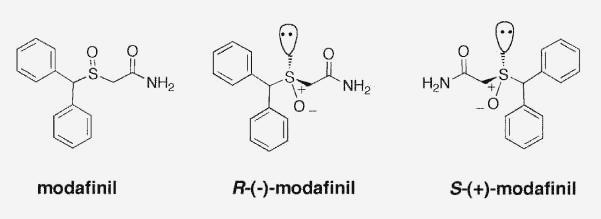 hợp chất phân tử modafinil
